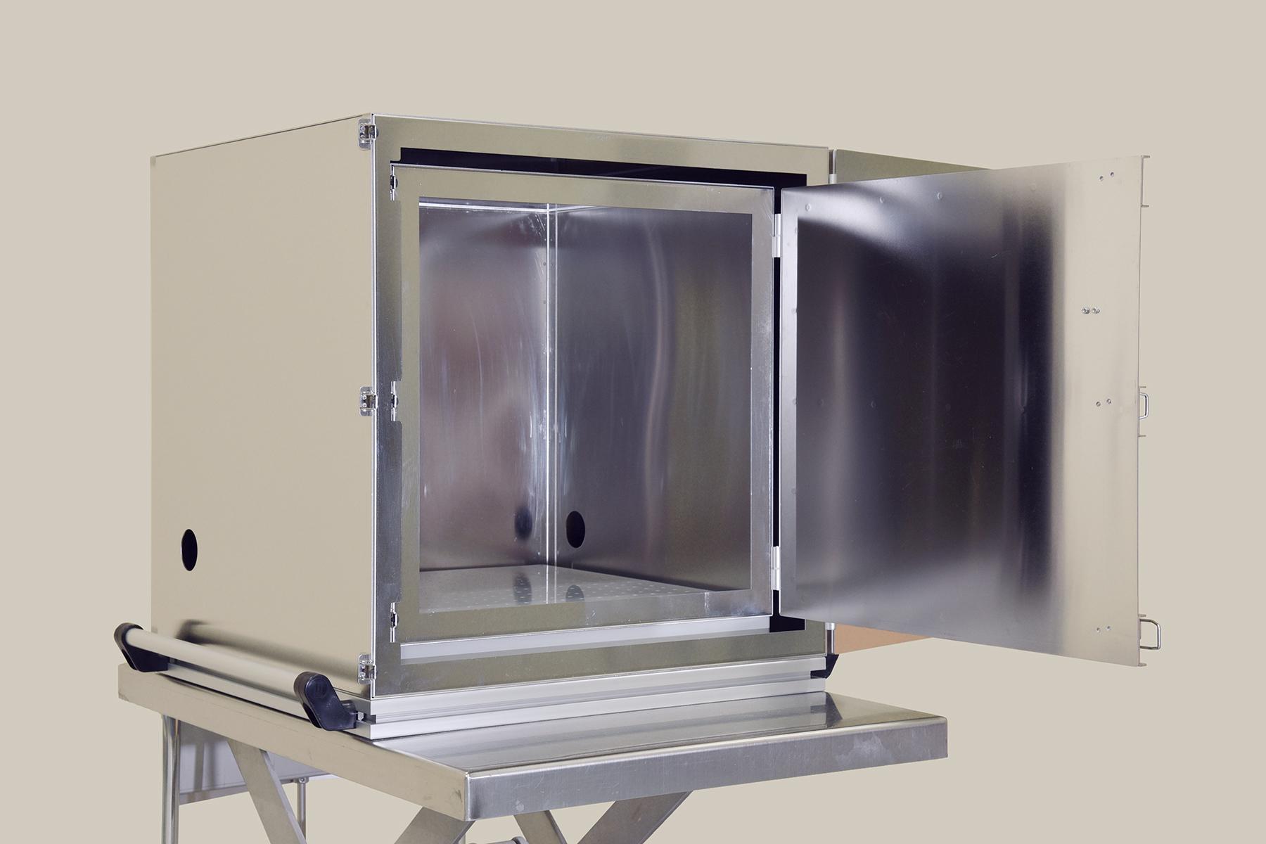 磁気シールドボックス標準品