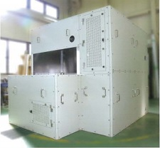 Design & construction of magnetic shield rooms, chambers & shield cases